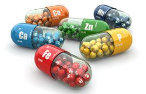 Vitamíny aminerály
