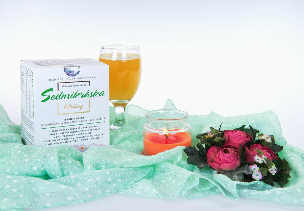 Beauty drink Sedmikráska Orling
